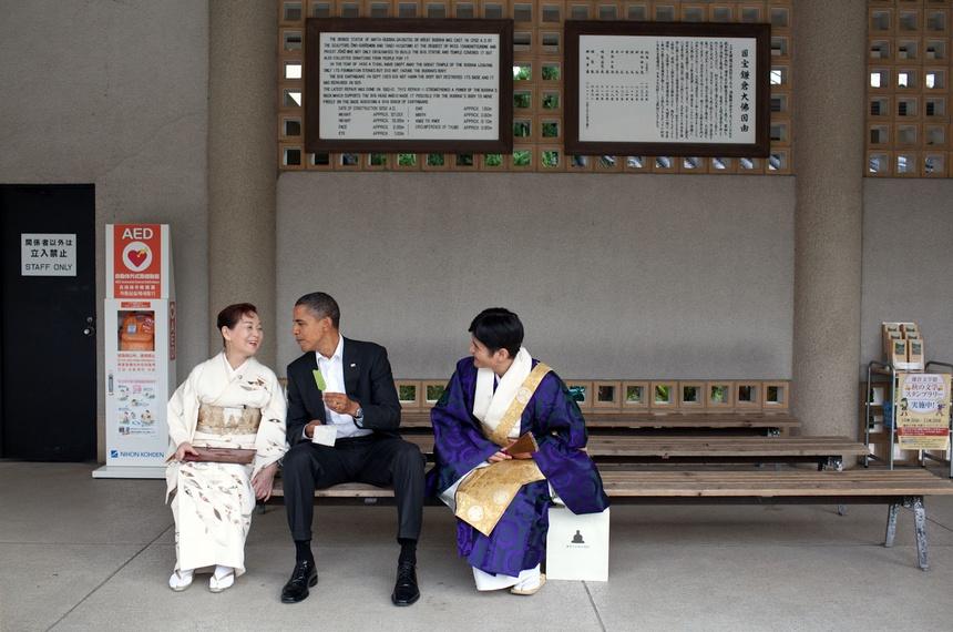 Nhung diem du lich ma Tong thong Obama tung ghe tham anh 5