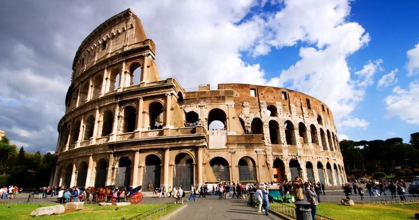 Kết quả hình ảnh cho Đấu trường La Mã – COLOSSEUM