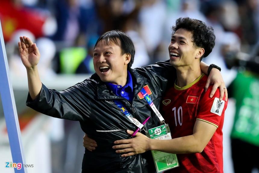 Vi sao HLV Park Hang-seo va VFF trai chieu viec dan dat U23 Viet Nam? hinh anh 4