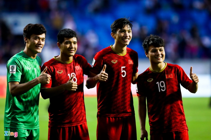Vi sao HLV Park Hang-seo va VFF trai chieu viec dan dat U23 Viet Nam? hinh anh 5