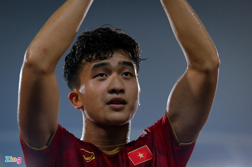 9 ngoi sao moi cua HLV Park Hang-seo o U23 Viet Nam hinh anh 9