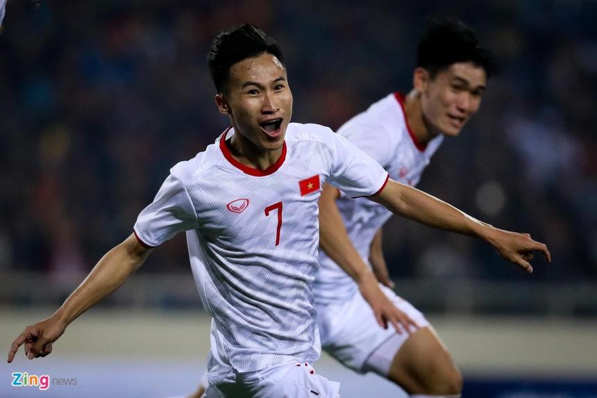 9 ngoi sao moi cua HLV Park Hang-seo o U23 Viet Nam hinh anh 5