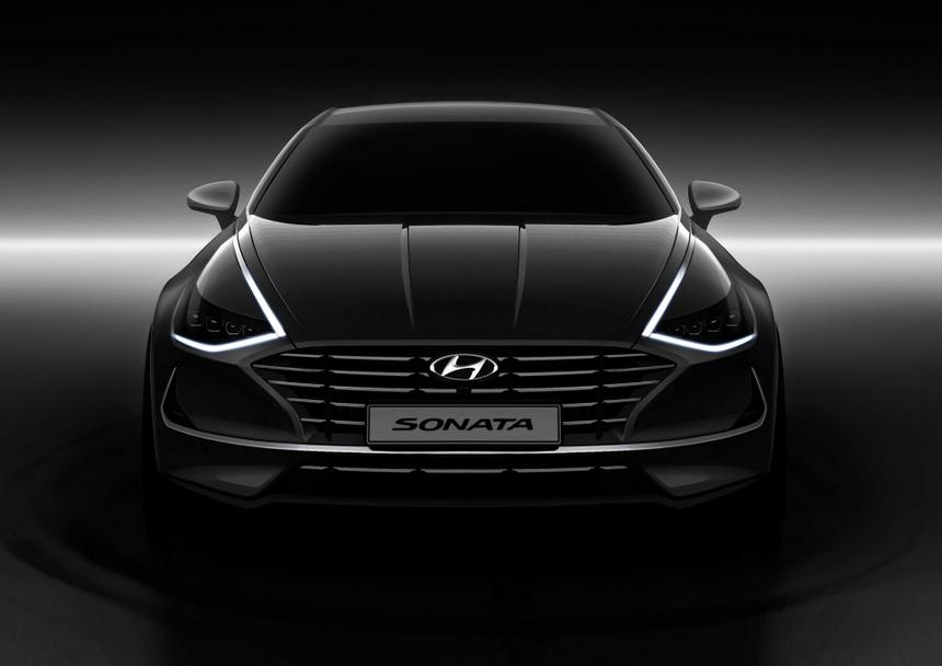 Hyundai Sonata the he thu 8 gong minh tao dang cap moi cho xe Han hinh anh 4
