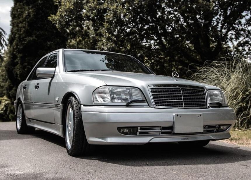 Khoi nguon Mercedes-Benz C-Class - sinh ra tu suc ep cua BMW hinh anh 6