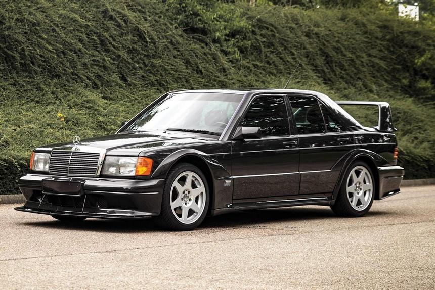 Khoi nguon Mercedes-Benz C-Class - sinh ra tu suc ep cua BMW hinh anh 1