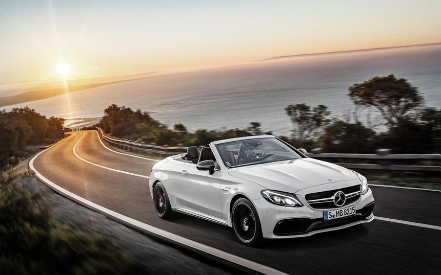 Khoi nguon Mercedes-Benz C-Class - sinh ra tu suc ep cua BMW hinh anh 12