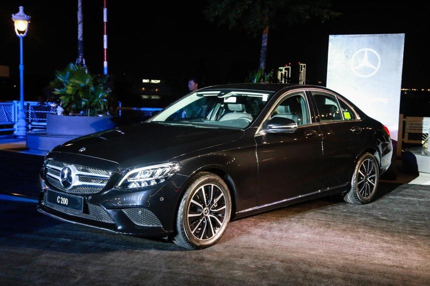 Khoi nguon Mercedes-Benz C-Class - sinh ra tu suc ep cua BMW hinh anh 14