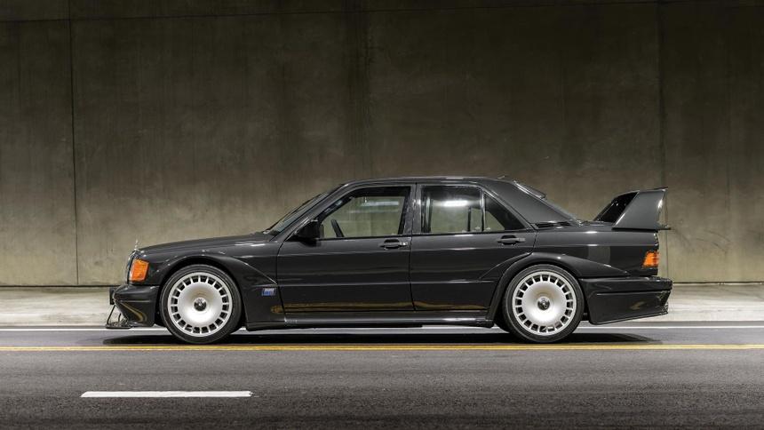 Khoi nguon Mercedes-Benz C-Class - sinh ra tu suc ep cua BMW hinh anh 2