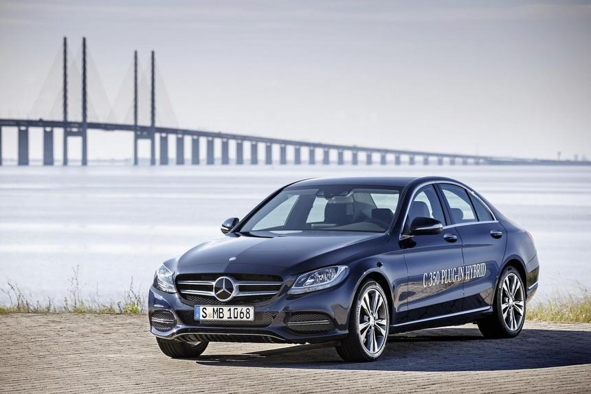 Khoi nguon Mercedes-Benz C-Class - sinh ra tu suc ep cua BMW hinh anh 13