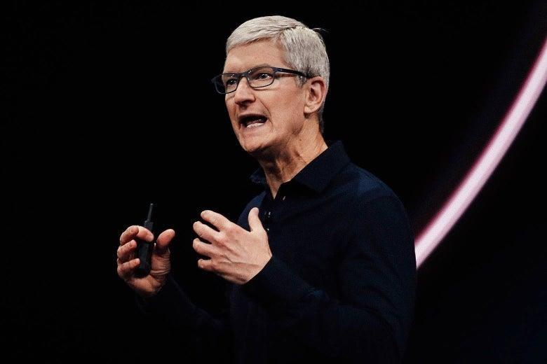 Voi iOS 13, Apple da giang cho Facebook, Google mot don dau hinh anh 2