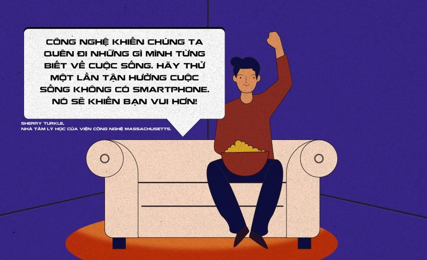 Khong smartphone, cuoc song lieu co hanh phuc hon? hinh anh 7