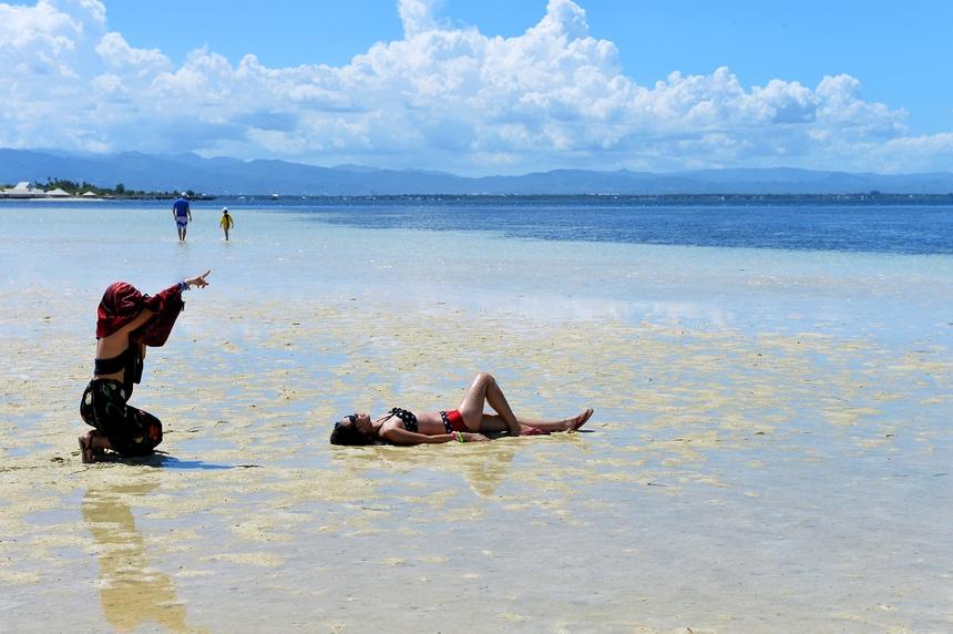 Sac mau tu Manila toi Cebu o Philippines hinh anh 4