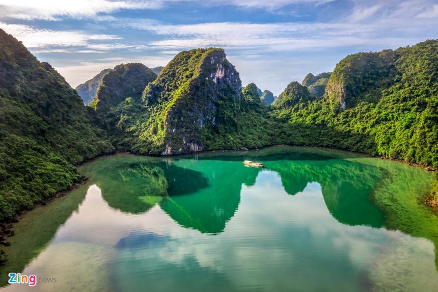 Nhung lang chai du lich o hai vinh dep nhat Quang Ninh hinh anh 8