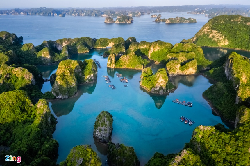 Nhung lang chai du lich o hai vinh dep nhat Quang Ninh hinh anh 3