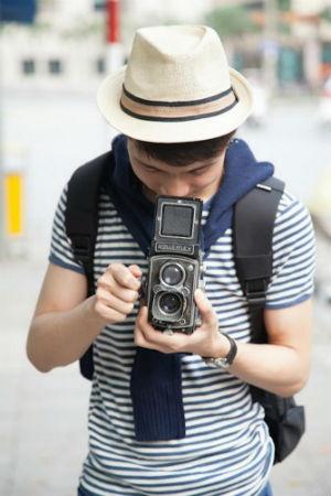 Chụp ảnh bằng máy film là một thú chơi kén người