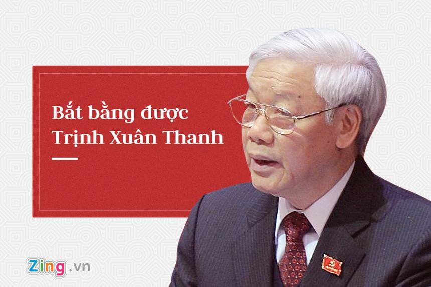 2 nam chong tham nhung, chinh don Dang cua Tong bi thu hinh anh 1
