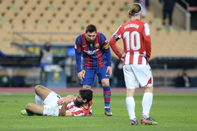 Nc247info tổng hợp:  Messi có thể bị cấm thi đấu 12 trận