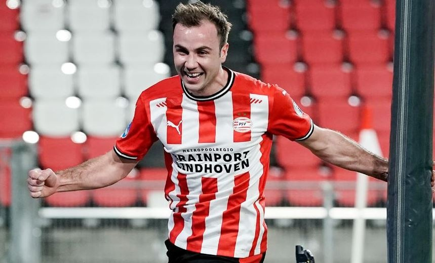 Nc247info tổng hợp: Gotze hồi sinh trong màu áo PSV