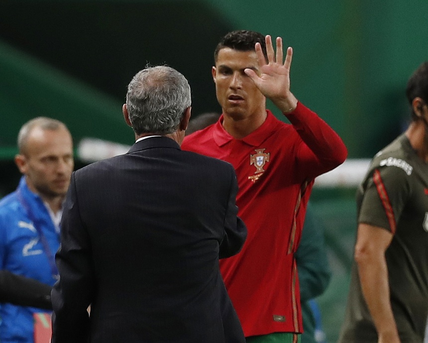 Ronaldo toa sang truoc them Euro 2020 anh 2