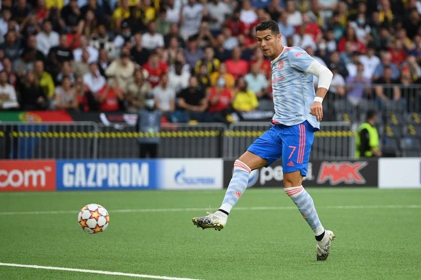 Ronaldo lap ky luc anh 1