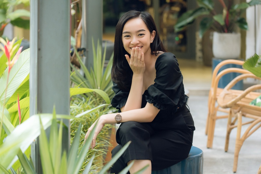 Kaity Nguyen: 'Doi khi toi kho chiu vi bi ba kiem soat cat-xe' hinh anh 24