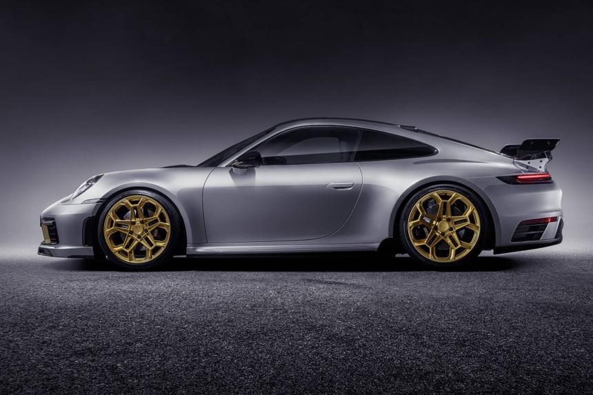 Chi tiet Porsche 911 2020 lot xac man nhan voi goi do thu cong hinh anh 8