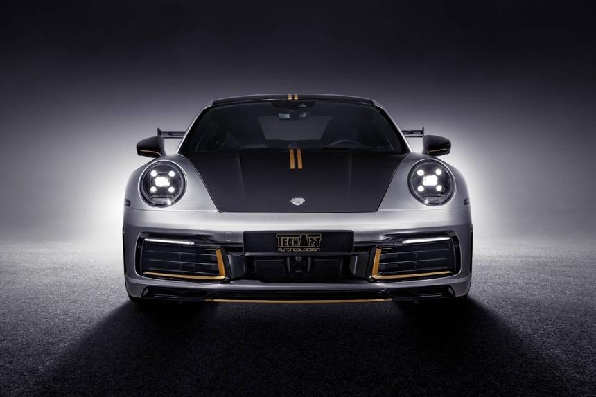 Chi tiet Porsche 911 2020 lot xac man nhan voi goi do thu cong hinh anh 10