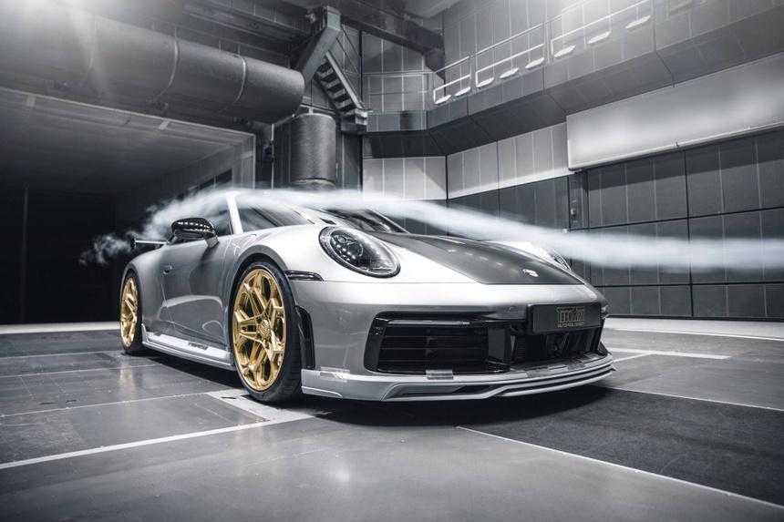 Chi tiet Porsche 911 2020 lot xac man nhan voi goi do thu cong hinh anh 55
