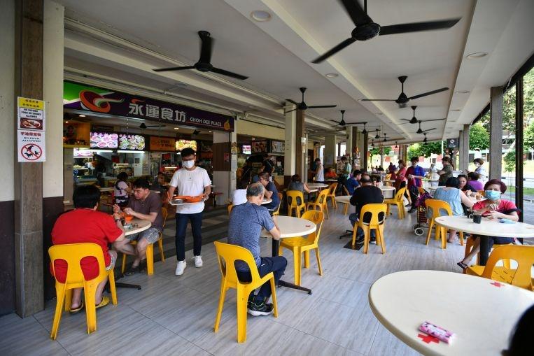 Covid-19 o Singapore anh 2