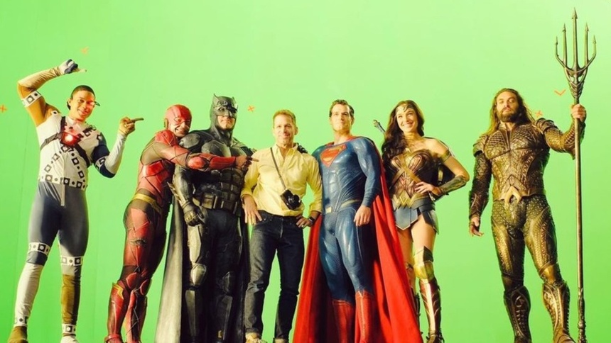 Zack Snyder's Justice League anh 8