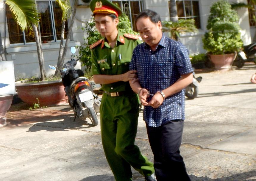 Bat nguyen Pho giam doc Van phong dang ky dat dai TP Phan Thiet anh 1