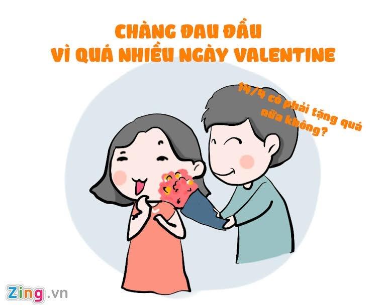 Valentine Trang Va Nhung Tinh Huong Do Khoc Do Cuoi Hinh Anh 4