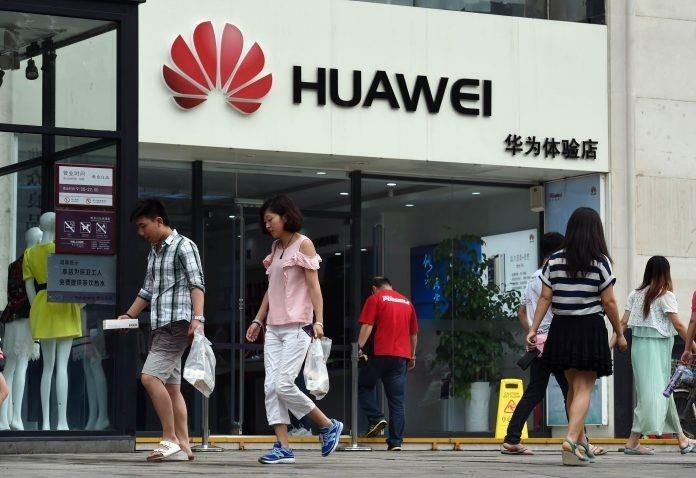 Huawei bi cam van, su am dam bao trum nganh cong nghe Trung Quoc hinh anh 1