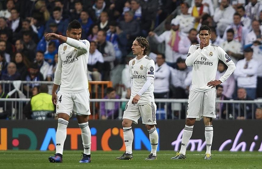 Real Madrid sup do vi ban Cristiano Ronaldo hinh anh 3