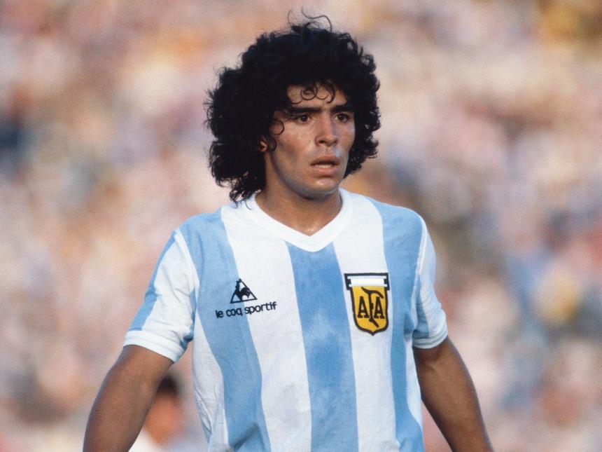 Nc247info tổng hợp: 6 biệt danh nổi tiếng của Maradona