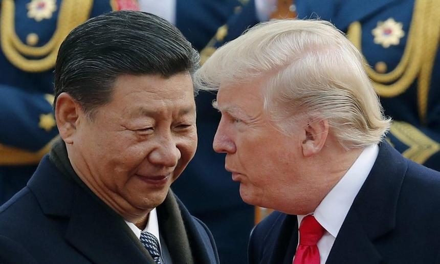 'Cuoc dau tay doi' Trump - Tap trong chien tranh thue quan hinh anh 1