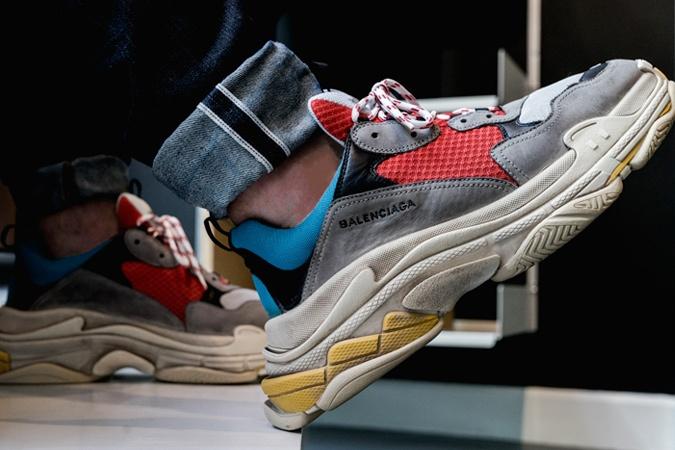 bcc10da4ac27 10 thương hiệu sneakers đình đám nhất thế giới - Thời trang - ZING.VN