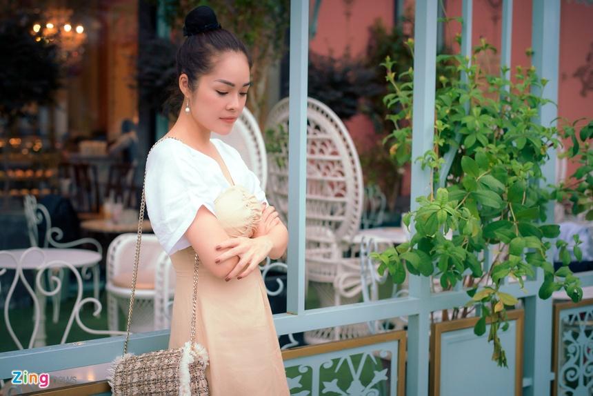 Duong Cam Lynh: 'Toi Khoc Ca Thang, Choi Voi Khi Om Con Ra
