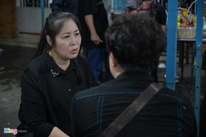 Phuong Thanh, Minh Nhi roi nuoc mat giay phut tien dua Anh Vu hinh anh 3