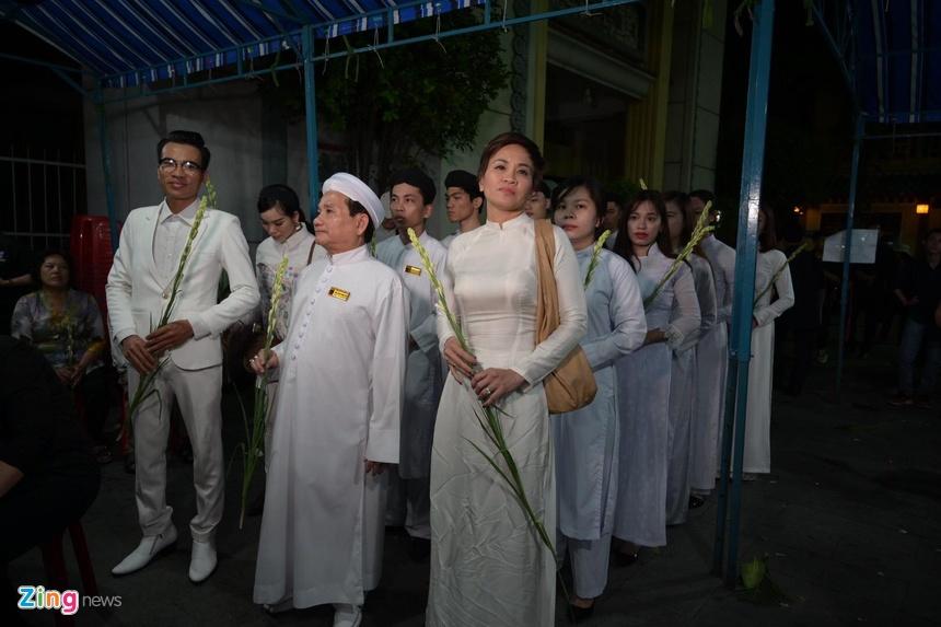 Phuong Thanh, Minh Nhi roi nuoc mat giay phut tien dua Anh Vu hinh anh 6