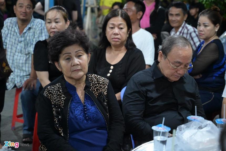 Phuong Thanh, Minh Nhi roi nuoc mat giay phut tien dua Anh Vu hinh anh 2