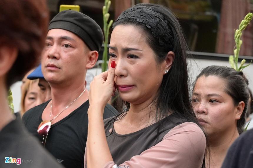 Phuong Thanh, Minh Nhi roi nuoc mat giay phut tien dua Anh Vu hinh anh 9