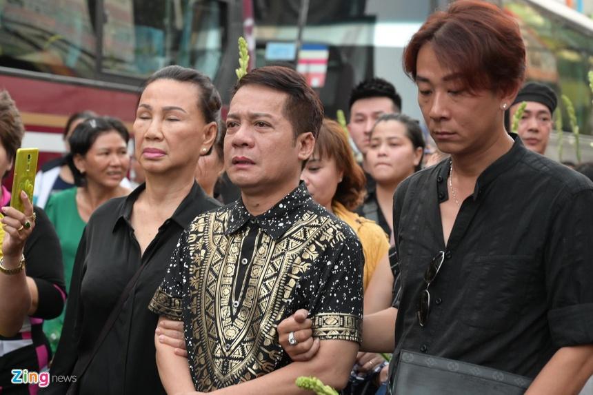 Phuong Thanh, Minh Nhi roi nuoc mat giay phut tien dua Anh Vu hinh anh 10