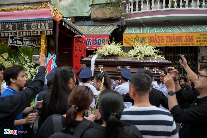 Phuong Thanh, Minh Nhi roi nuoc mat giay phut tien dua Anh Vu hinh anh 16