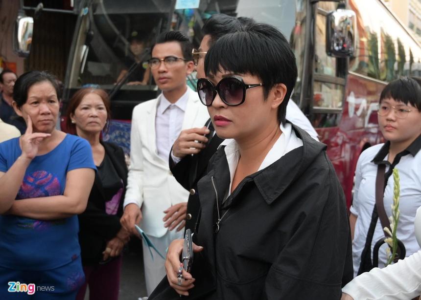 Phuong Thanh, Minh Nhi roi nuoc mat giay phut tien dua Anh Vu hinh anh 11