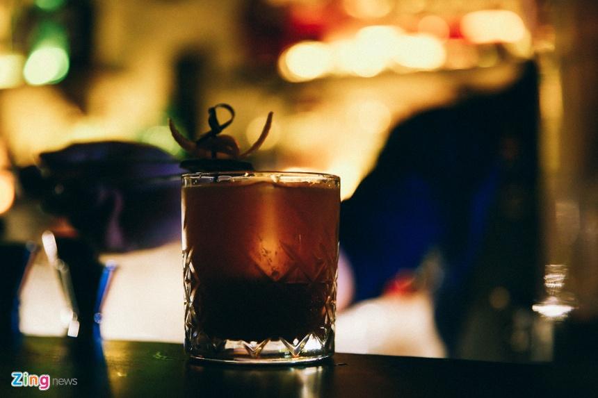 Mot dem cua anh chang bartender Sai Gon hinh anh 5
