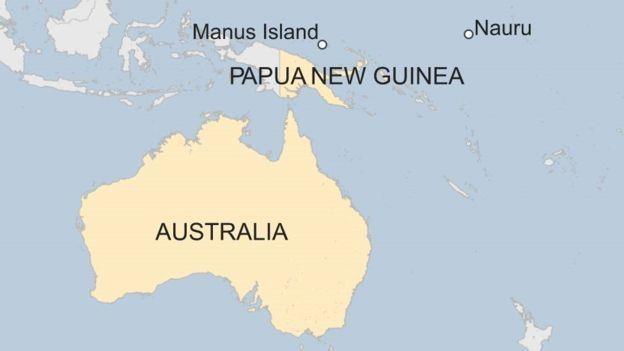 Hang loat nguoi xin ti nan o Australia tu tu vi tuyet vong sau bau cu hinh anh 2