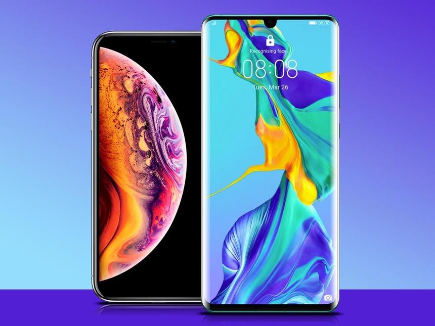 Nguoi dan ong nay se cuu lay smartphone Huawei? hinh anh 2