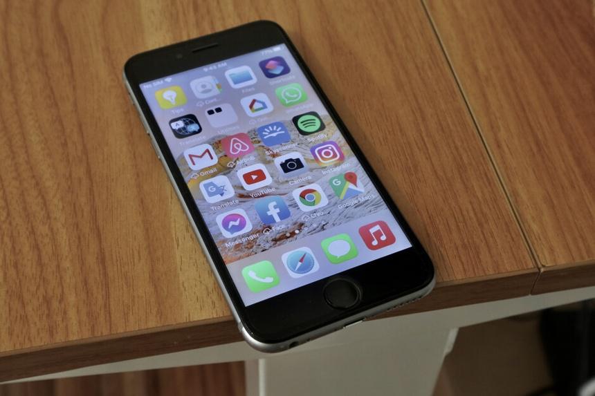su dung iPhone 6s tren iOS 14 anh 6