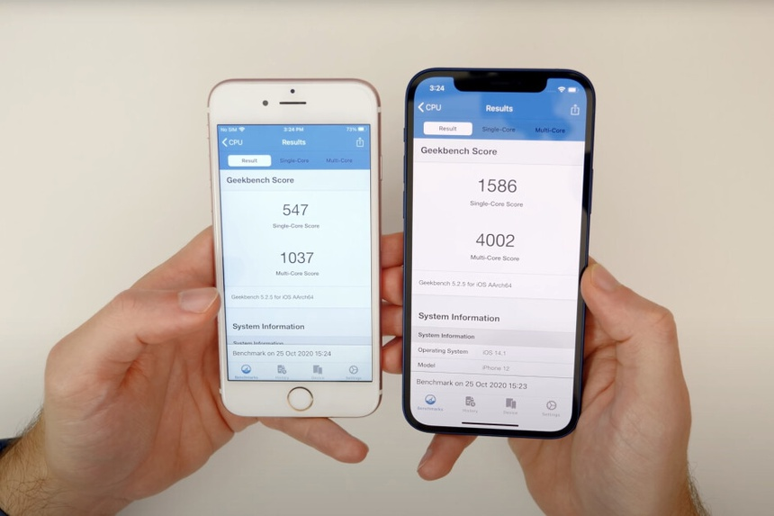 su dung iPhone 6s tren iOS 14 anh 4